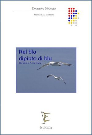 NEL BLU DIPINTO DI BLU edizioni_eufonia