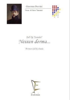 NESSUN DORMA edizioni_eufonia