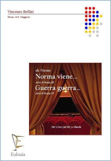 NORMA VIENE - GUERRA GUERRA edizioni_eufonia