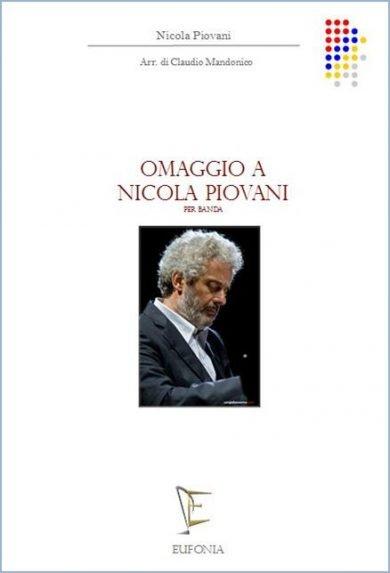 OMAGGIO A NICOLA PIOVANI - LA VITA E' BELLA edizioni_eufonia