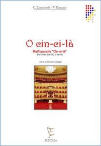 O CIN CI LA' edizioni_eufonia