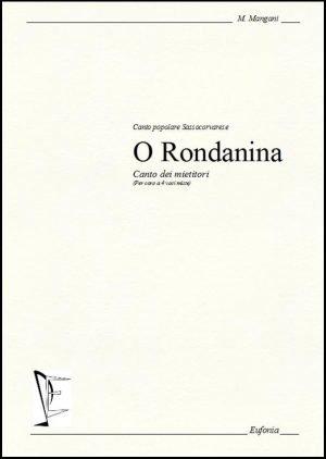 O RONDANINA edizioni_eufonia