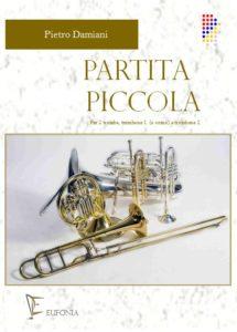 PARTITA PICCOLA PER 4 OTTONI edizioni_eufonia