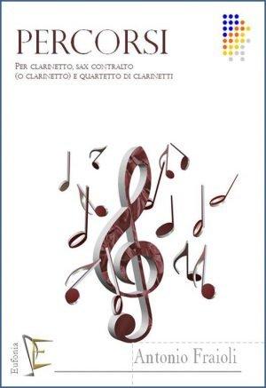 PERCORSI PER CL. SAX CT. E QUARTETTO DI CL. edizioni_eufonia