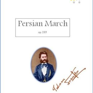 PERSIAN MARCH edizioni_eufonia