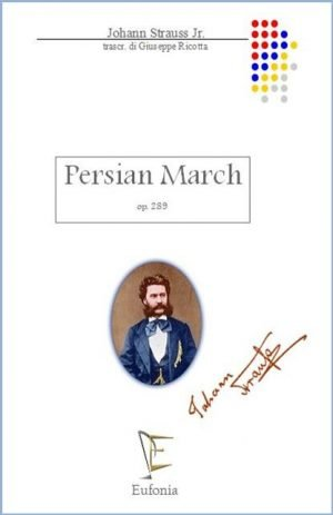 PERSIAN MARCH edizioni_eufonia