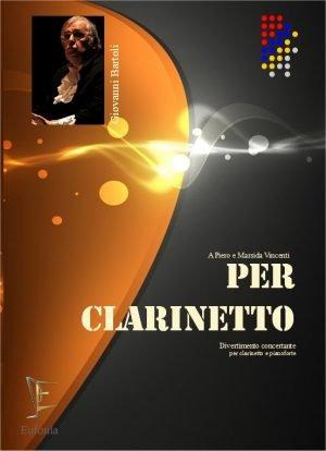 PER CLARINETTO edizioni_eufonia