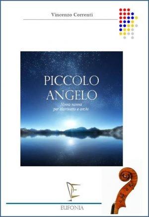PICCOLO ANGELO PER CLARINETTO E ARCHI edizioni_eufonia