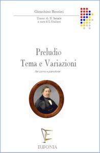 PRELUDIO TEMA E VARIAZIONI edizioni_eufonia