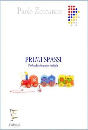 PRIMI SPASSI edizioni_eufonia