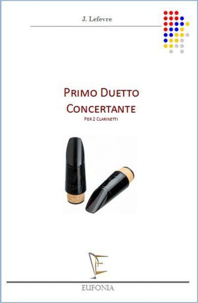 PRIMO DUETTO CONCERTANTE edizioni_eufonia