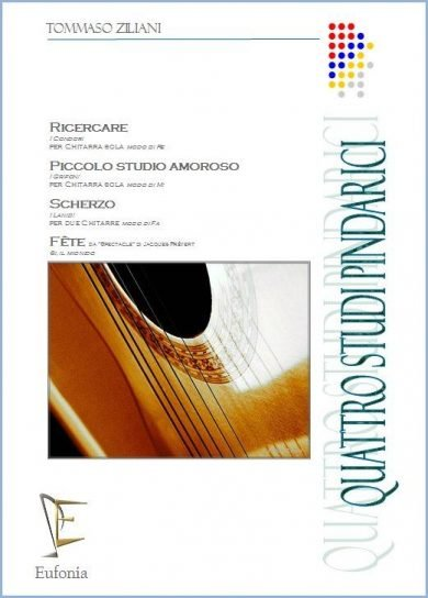 QUATTRO STUDI PINDARICI edizioni_eufonia