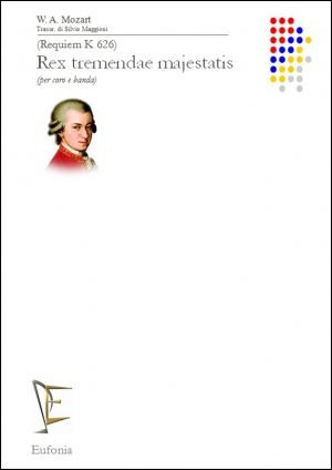 REX TREMENDAE MAJESTATIS edizioni_eufonia