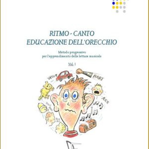 RITMO - CANTO EDUCAZIONE ALL'ORECCHIO edizioni_eufonia