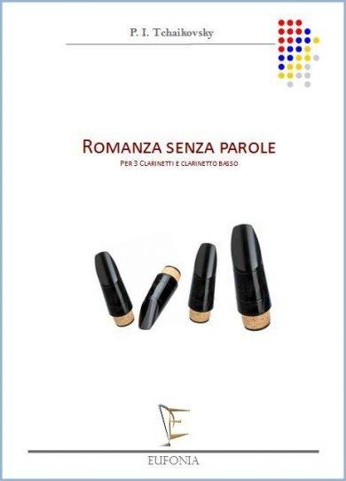ROMANZA SENZA PAROLE edizioni_eufonia