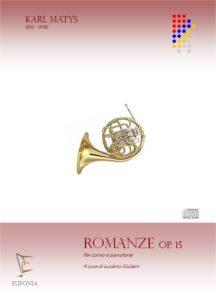 ROMANZE OP. 15 edizioni_eufonia