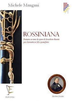 ROSSINIANA PER CLARINETTO IN SIb E PIANOFORTE edizioni_eufonia