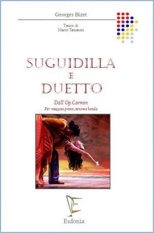 SEGUIDILLA E DUETTO edizioni_eufonia
