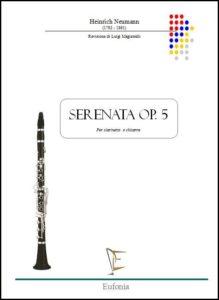 SERENATA Op. 5 edizioni_eufonia