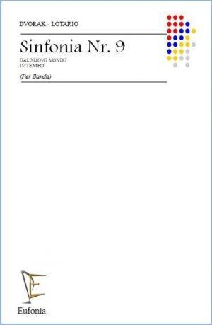 SINFONIA DAL NUOVO MONDO (IV TEMPO) edizioni_eufonia