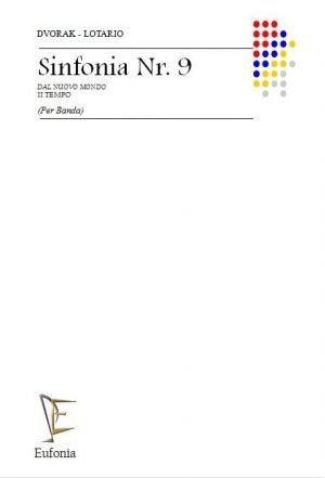 SINFONIA DAL NUOVO MONDO (II TEMPO) edizioni_eufonia