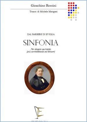 IL BARBIERE DI SIVIGLIA - SINFONIA edizioni_eufonia