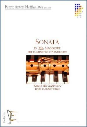 SONATA IN MIb PER CLARINETTO E PIANOFORTE edizioni_eufonia