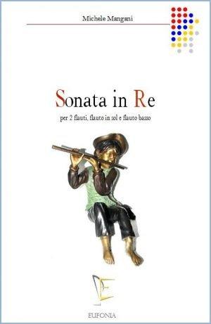 SONATA IN RE edizioni_eufonia