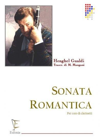 SONATA ROMANTICA PER CORO DI CLARINETTI edizioni_eufonia