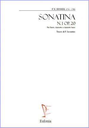 SONATINA NR. 1 edizioni_eufonia