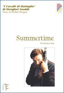 SUMMERTIME - PER CLARINETTO E BANDA edizioni_eufonia