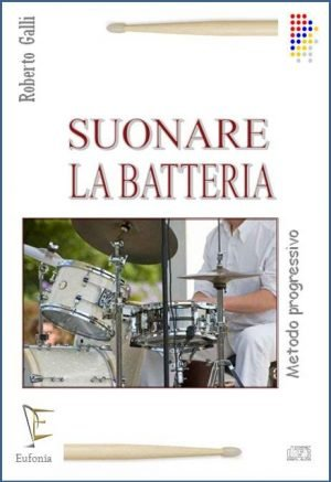 SUONARE LA BATTERIA edizioni_eufonia