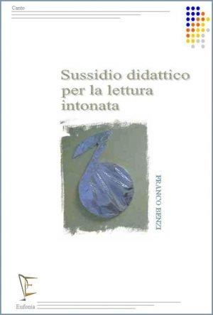 SUSSIDIO DIDATTICO PER LA LETTURA INTONATA edizioni_eufonia