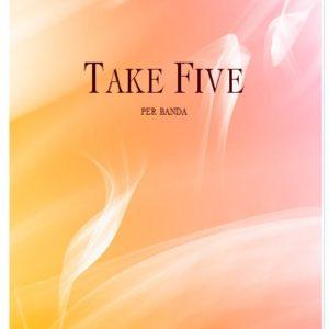 TAKE FIVE edizioni_eufonia