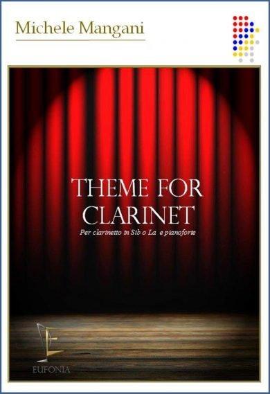 THEME FOR CLARINET AND PIANO edizioni_eufonia