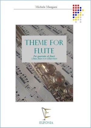 THEME FOR FLUTE edizioni_eufonia