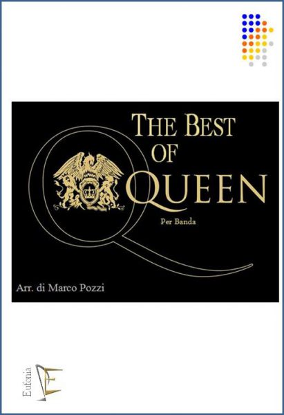 THE BEST OF QUEEN edizioni_eufonia