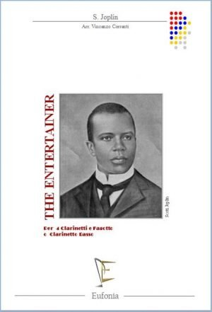 THE ENTERTAINER edizioni_eufonia