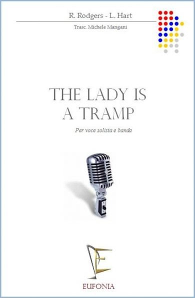THE LADY IS A TRAMP edizioni_eufonia