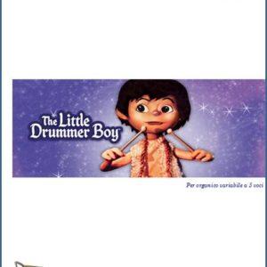 THE LITTLE DRUMMER BOY edizioni_eufonia