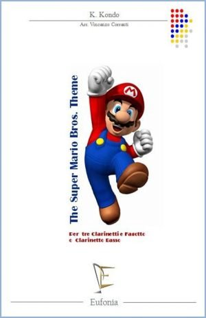THE SUPER MARIO BROS. THEME edizioni_eufonia