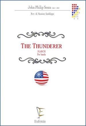 THE THUNDERER MARCH edizioni_eufonia