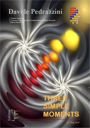 THREE SIMPLE MOMENTS edizioni_eufonia