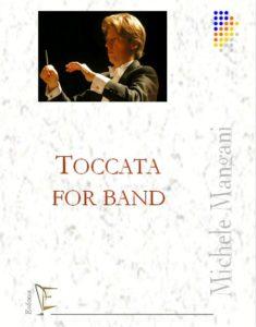 TOCCATA FOR BAND edizioni_eufonia