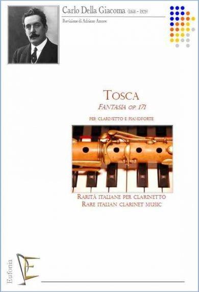 TOSCA FANTASIA OP. 171 edizioni_eufonia