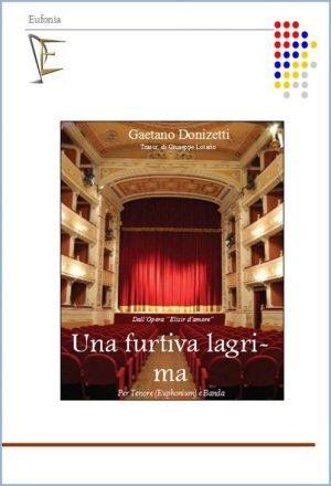 UNA FURTIVA LAGRIMA edizioni_eufonia