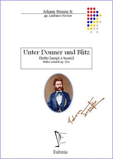 UNTER DONNER UND BLITZ edizioni_eufonia