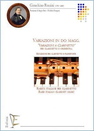 VARIAZIONI IN DO MAGGIORE edizioni_eufonia