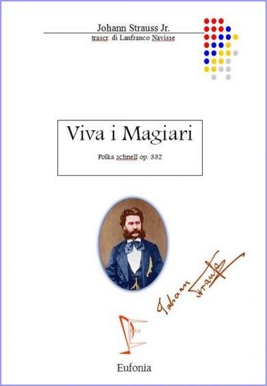 VIVA I MAGIARI! edizioni_eufonia