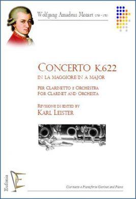 concerto k622